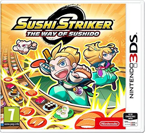 Sushi Striker: The Way of Sushido pour Nintendo 3DS [Import UK] 1